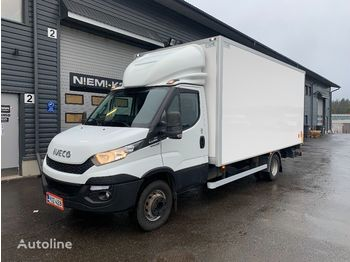 IVECO Daily 72C17 A8 - box truck
