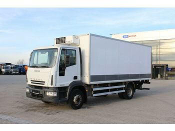 Iveco EUROCARGO ML 160E21,HYDRAULIC LIFT,THERMO KING  - box truck