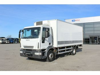 Iveco EUROCARGO ML 160E22,HYDRAULIC LIFT,THERMO KING  - box truck