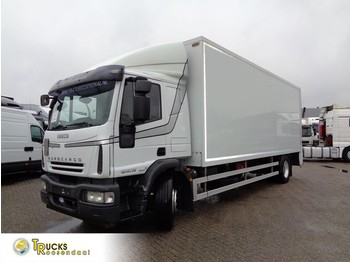 Iveco EuroCargo 190EL28 + Manual + Dhollandia Lift - box truck