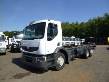Renault Premium 320 dxi 6x2 chassis - cab chassis truck