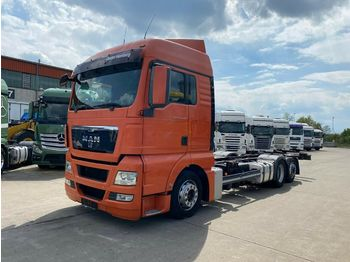 MAN TGX  26.440  * RETARDER * EURO 5 *LIFTACHSE  - container transporter/ swap body truck