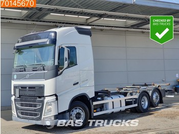 Volvo FH 460 6X2 VEB+ Liftachse I-Park Cool Euro 6 - container transporter/ swap body truck