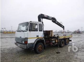 IVECO 145.17 6x2 - dropside truck