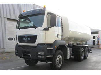 MAN TGS 40.400 BB-WW 6X6- 25.000 L - WATER - tank truck
