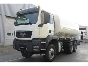 MAN TGS 40.440 BB-WW 6X6 - 25000 L - WATER - tank truck