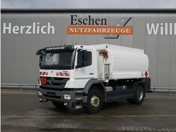 Tank truck Mercedes-Benz 1829 Axor 4x2 Lindner & Fischer A3*Steel*Manual