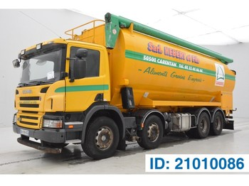 Tank truck Scania P380 - 8x4: picture 1