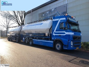 Tank truck Volvo FH 460 6x2, Feldbinder, 63000 Liter , 11 Compartments, St