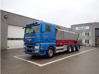 MAN TGA 35.480 - tipper