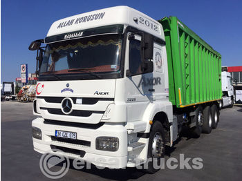 MERCEDES-BENZ 2012 AXOR 3229/AC- EURO5-8X2-BOX TIPPER ORGINAL ENGINE - tipper