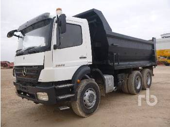 MERCEDES-BENZ AXOR 2629 6x4 - tipper