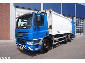 Garbage truck DAF FAG 75 CF 250 Manual