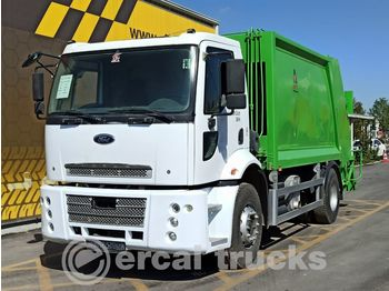 Garbage truck FORD 2012 CARGO 1826 E5 4X2 GARBAGE TRUCK