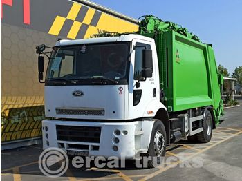 Garbage truck FORD 2012 CARGO 1826 E5 4X2 GARBAGE TRUCK WITH CRANE