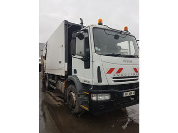 Garbage truck IVECO
