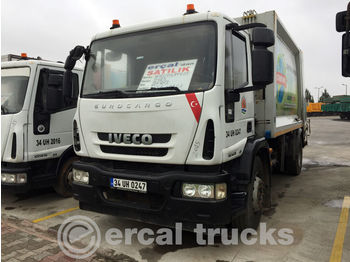 Garbage truck IVECO 2015 EURO CARGO 180E 25 GARBAGE TRUCK: picture 1