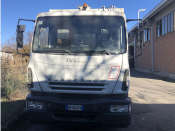 Garbage truck IVECO EUROCARGO 120