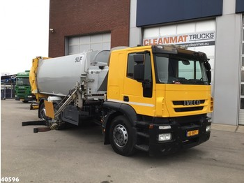 Iveco AT260 Haller 22m3 side loader - garbage truck