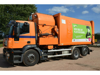 Iveco Stralis 260S31 - Euro 5 - 1.Hand  - garbage truck