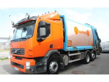Garbage truck Volvo FES-320 6*2