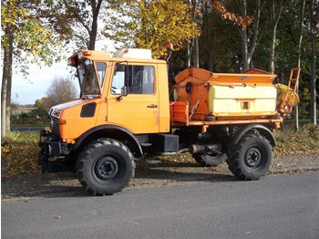 Utility/ special vehicle Mercedes-Benz Unimog,U 1250,U1450,UGN